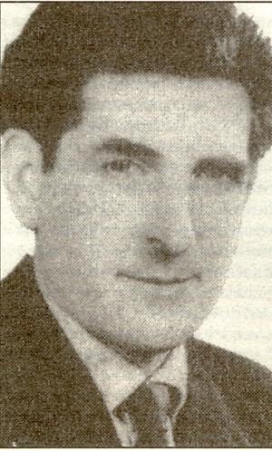 Jesús Martínez Maluenda en 1950.