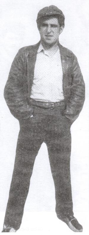 Jesús Martínez aluenda durante su época como enlace y guía del MLE