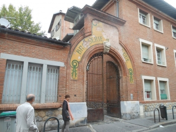 "Belfort de Toulouse, la de ratos que pasó ""el Maño""entre estas paredes."