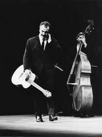 Brassens en 1964.