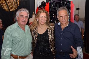 Carlos Errico, Gloria-Scola y Horacio Badaraco Basanta