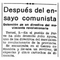 Julio Ayora Aznar (Vida y obra)