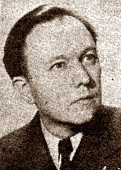 Helmut Rüdiger o Ivar Bergegren
