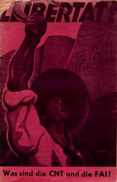 Was sind die CNT und die FAI? (1936), de Helmut Rüdiger