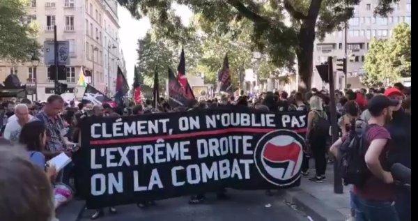 Cientos de antifascistas volvieron a salir a la calle en el sexto aniversario del asesinato del joven a manos de un grupo de nazis.